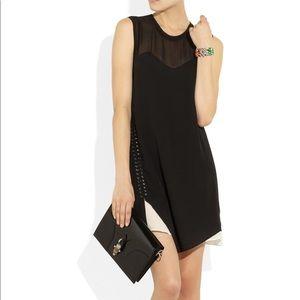 3.1 Phillip Lim Stretch Silk Mini Dress